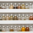 Spice rack — Foto Stock