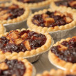 Stock Photo: Mincemeat pies