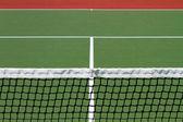 テニスのネット — ストック写真