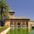 The Alhambra. - Stock Photo