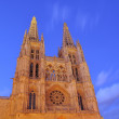 Cathedral de Burgos. — Stock Photo