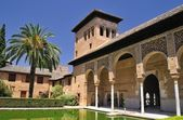 The Alhambra. — Stock Photo
