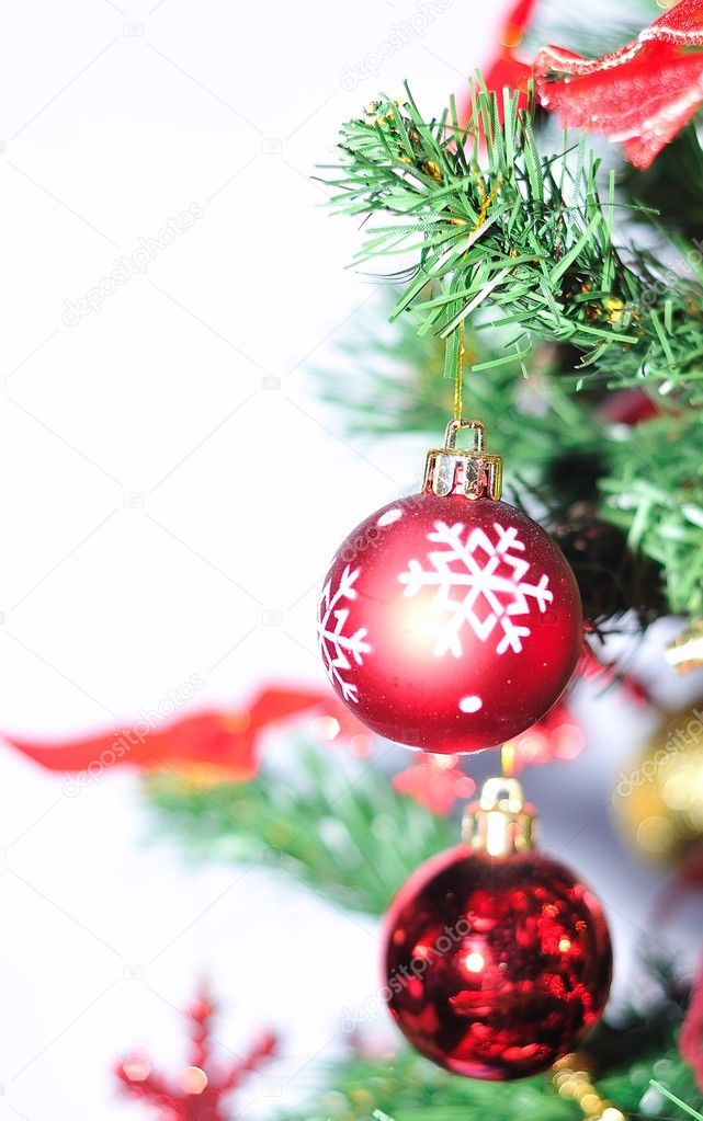 Christmas greetings. — Foto Stock #7499640