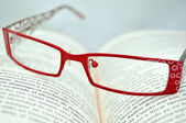 Reading sunglasses — Stockfoto