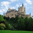 Stock Photo: Alcazar of Segovia