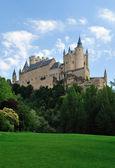 Alcazar of Segovia — Stock Photo