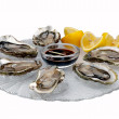 Oysters — Stock Photo #7433773