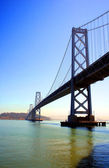 Bay Bridge at San Francisco — Stock Photo