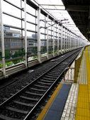 Subway Tokyo Station — Stock Photo