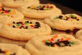 Autumn Cookies — Stock Photo