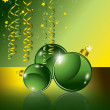 Christmas Background. Illustration. - 