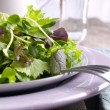 Green salad — Stock Photo #7496443
