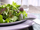 Green salad — Stock Photo