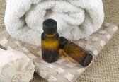 Essential oils, aromatherapy — Stock Photo