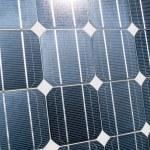 Solar panel — Stock Photo #7524295