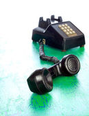 Grunge phone from around 1970 — Stock Photo