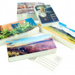 New postcards - Stock fotografie