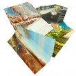 Stock Photo: New postcards