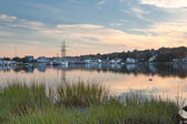Mystic Seaport, CT — Stock Photo