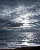 Stormy sea — Stock Photo