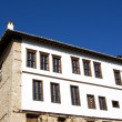 Sunshine stone traditional house at Kastori(Makedonia, Greece) — 图库照片 #7514902