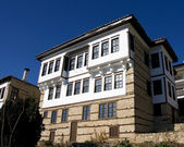 Old taditional house at Kastoria (Makedonia, Greece) — Stock Photo