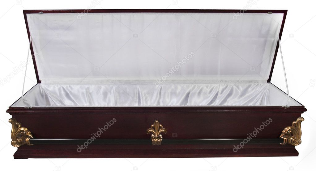 empty coffin - photo #38