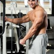 Gym training — Stockfoto