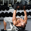 Gym training - Stockfoto