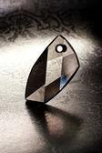 Crystal pendant — Stock Photo