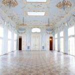 Beautiful interior of the palace. — Stock Photo