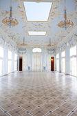 Begli interni del palazzo. — Foto Stock