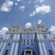 St. Michael's Golden-Domed Monastery — Foto Stock