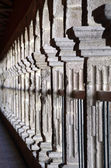 Colonnade - Row of Columns - Archway — Stock Photo