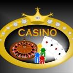 Casino banner — Stock Vector #7735490
