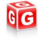 Letter g — Stock Vector #7503252