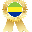 Golden medal — Stock Vector