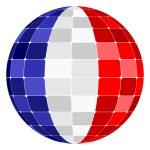 France flag — Stock Vector #7503545