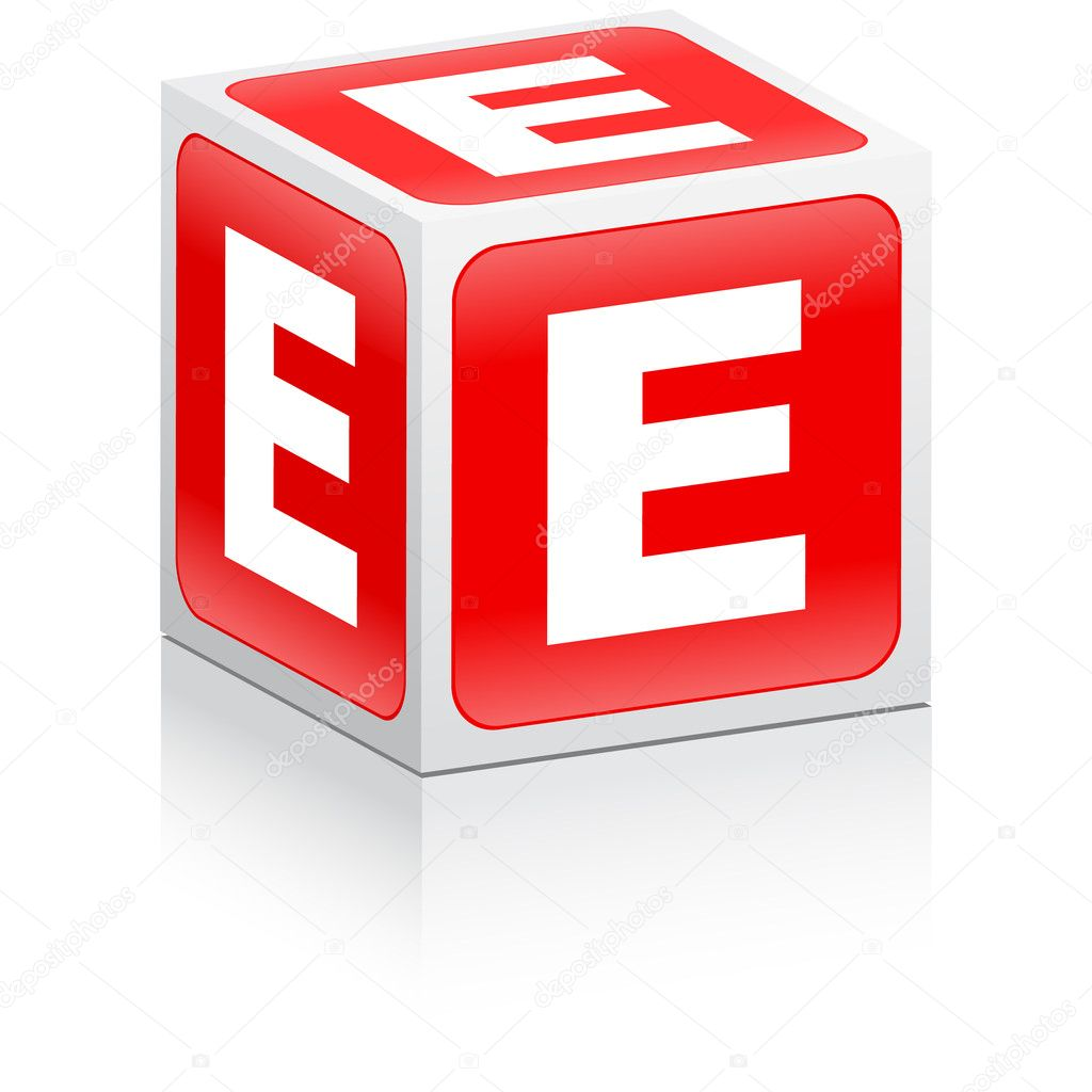Letter E Photography