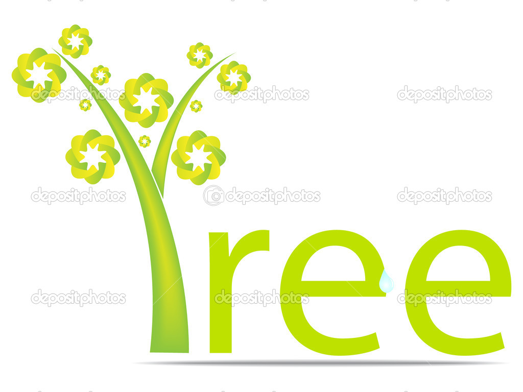 how to make a tree in word