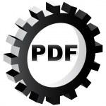 Pdf format — Stock Vector #7528612