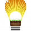 Green energy - Stock Vector