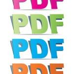 Pdf format — Stock Vector #7529041