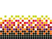 Pixels — Stock Vector