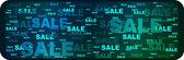 Sale banner — Stock Vector