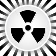 Stock Vector: Radiation