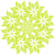 Ecological plant — Vector de stock #7923653