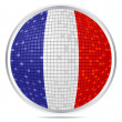 France flag — Stock Vector