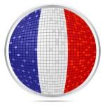 France flag — Stock Vector #7923684