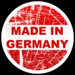 Made in germany — Stock Vector #7924328